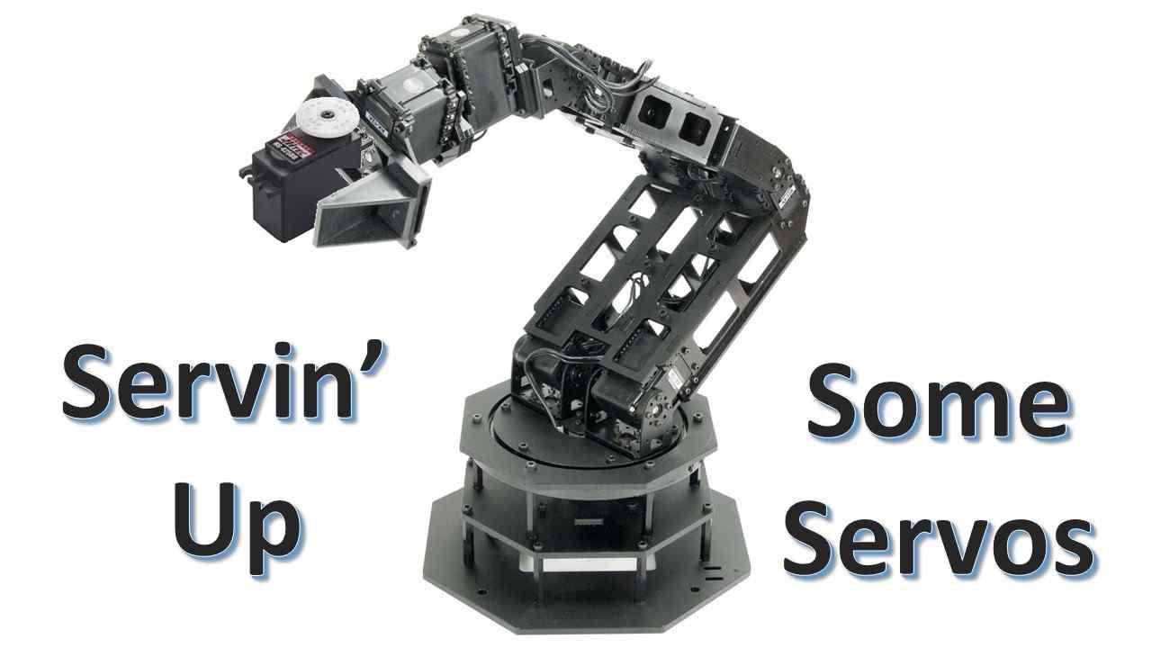 How do servo motors work?