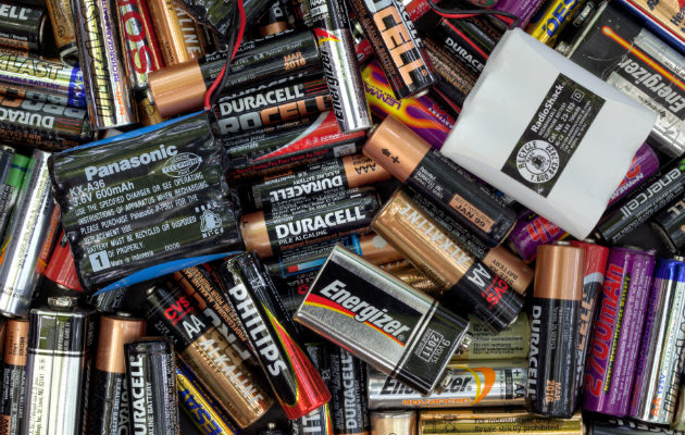 Types of batteries and how they work