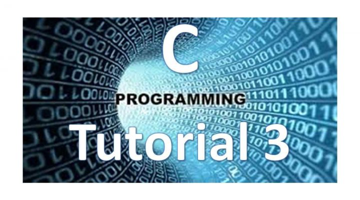 C Programming Tutorial 3: Arithmetic & Logic in C
