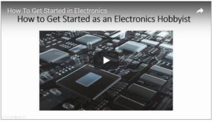 How to Get Started in Electronics