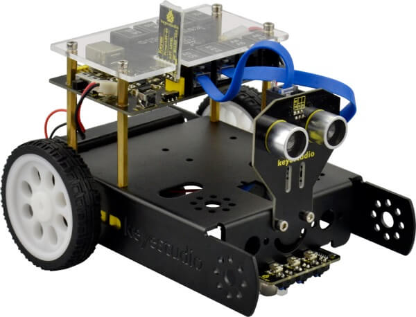 3 Videos: Keybot Robot – Assembly Tips, Caveats, and Review