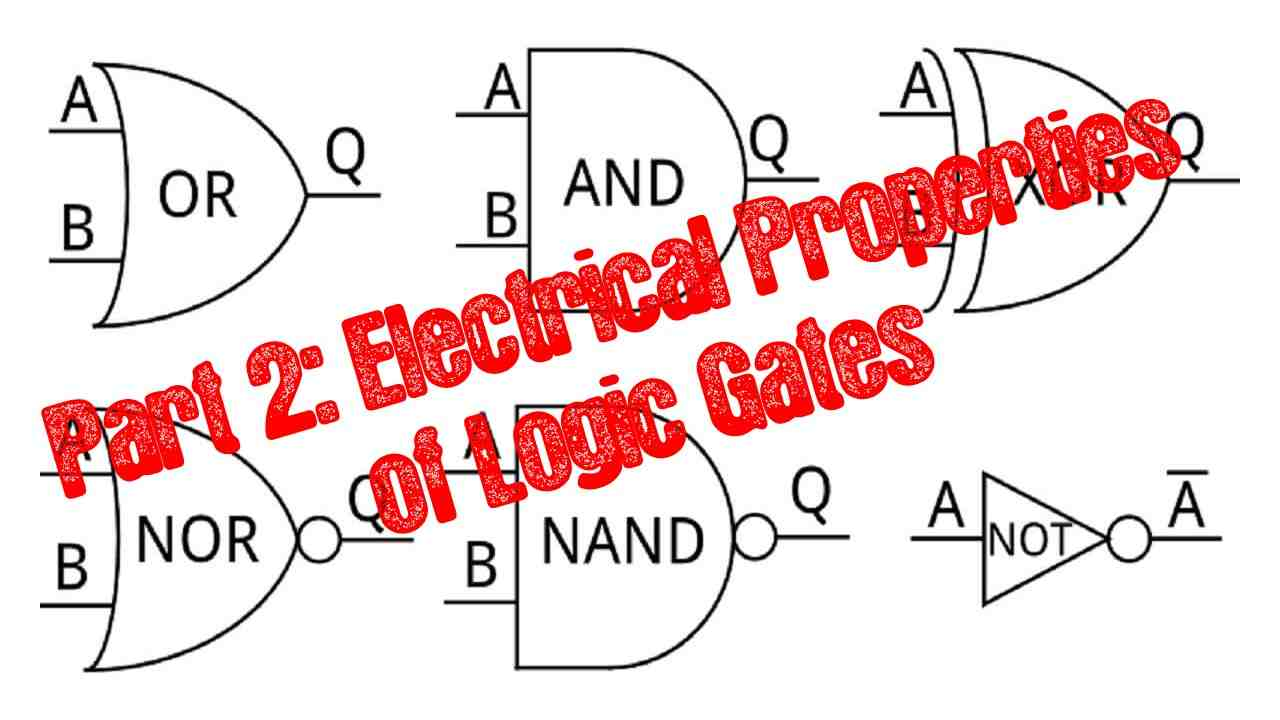 Logic gates tutorial