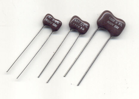 Types Of Capacitors Amp Their Applications Circuitcrush Com