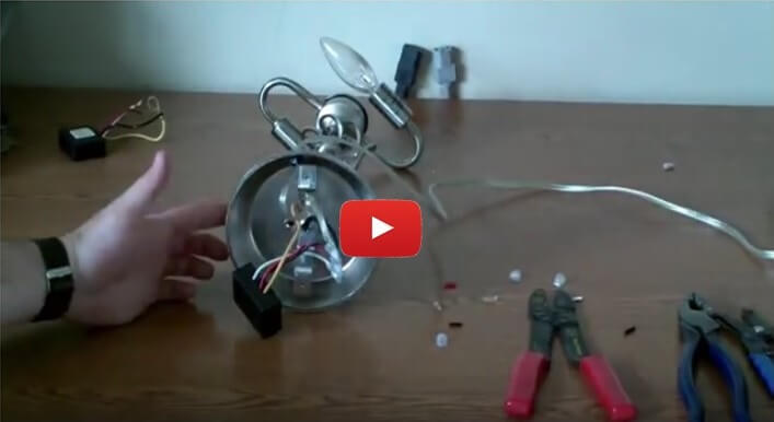 Practical Electronics: Touch Lamp Hack / Fix [Video]