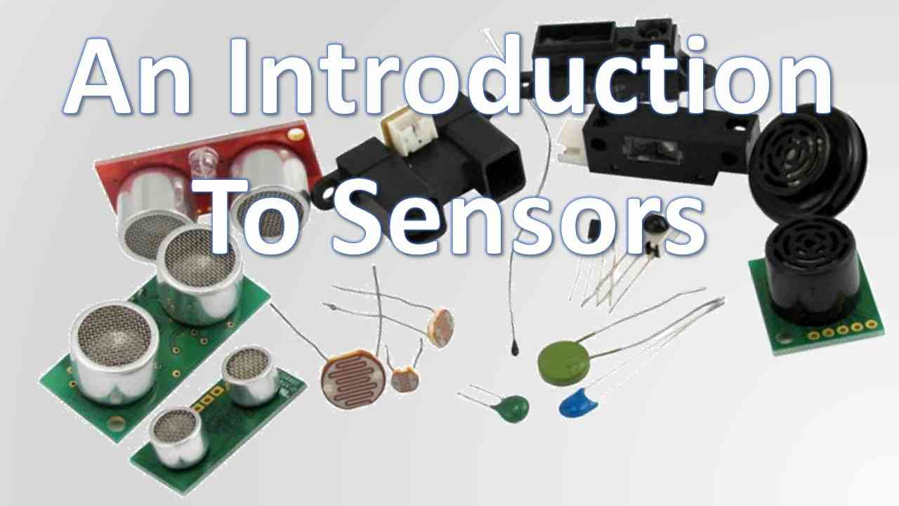 Intro to Common Sensors You'll Use in Your Projects