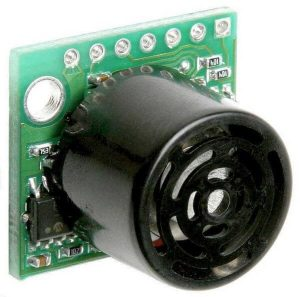 Single ultrasonic sensor