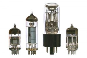 Before the transistor there were vacuum tubes
