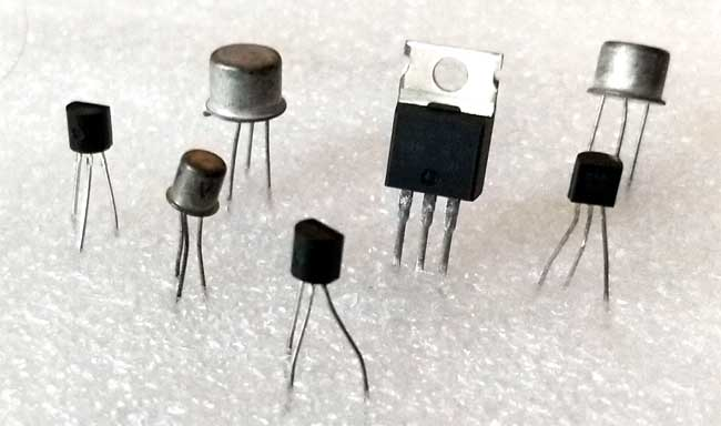 An Introduction to Transistors